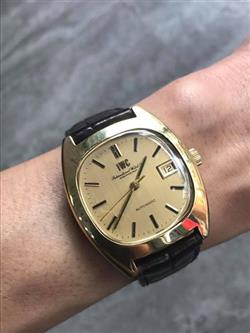 iwc schaffhausen 18k automatic Thụy Sỹ