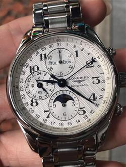 Longines Master Collection Moonphase automatic Thuỵ Sỹ