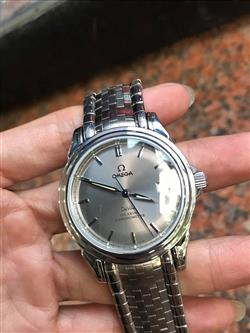 Omega Deville vẩy rồng automatic Thuỵ Sỹ